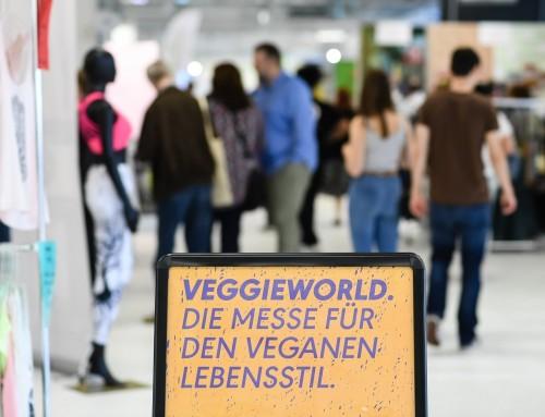 Eintrittskarten für die Veggieworld Berlin gewinnen