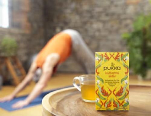 Kurkuma-Paket von Pukka gewinnen