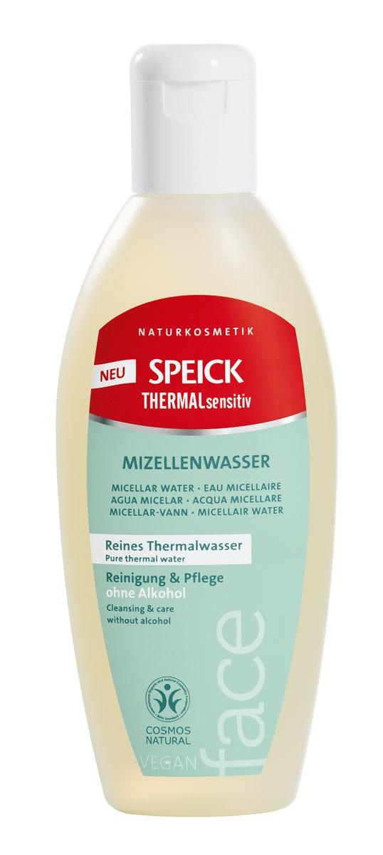 Produktfoto Speick Mizellenwasser im Test