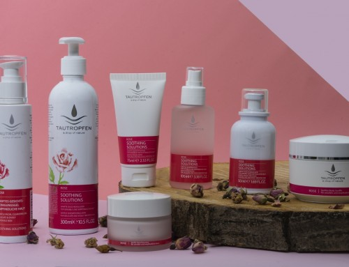 Tautropfen Rose Soothing Solutions
