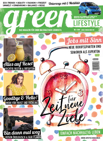 Green Lifestyle Magazin 01/2019