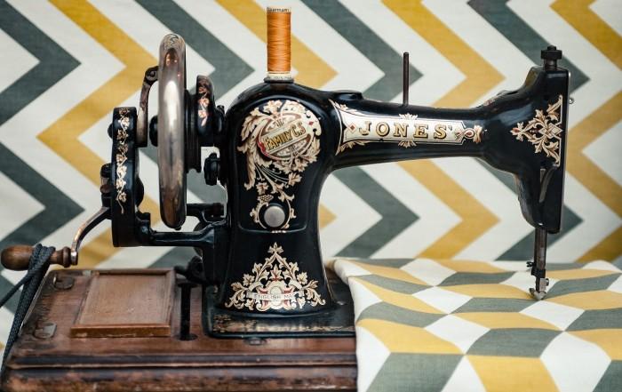 Mit ein bisschen Kreativität und einer Nähmaschine entstehen durch Upcycling tolle Einzelstücke.