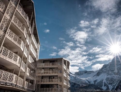 Zwei Übernachtungen im Valsana Hotel & Appartements zu gewinnen